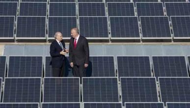 Seat inaugura la mayor planta solar del automóvil