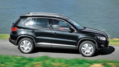 Volkswagen llama a revisión a 800.000 Tiguan