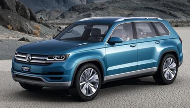 El Volkswagen CrossBlue podría venderse en Europa