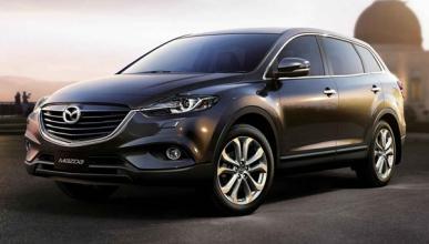 Mazda lanzará cinco nuevos modelos en menos de tres años