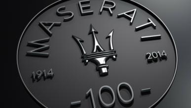 100-años-Maserati-logo