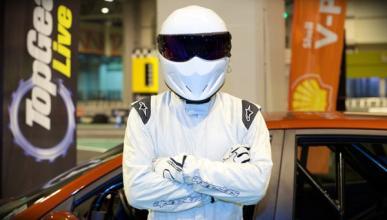 Vídeo de 360º con The Stig y el SLS Black Series