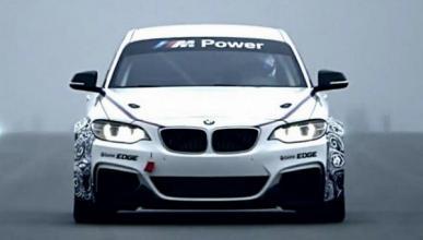 Llega el BMW M235i Racing: el Serie 2 de carreras