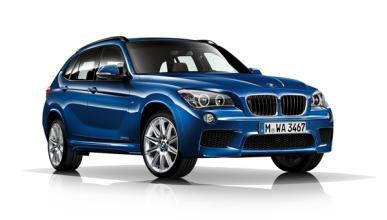 BMW X1 2014 frontal