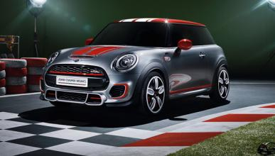 Mini John Cooper Works Concept frontal