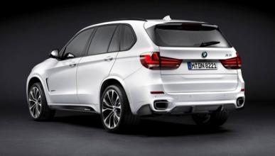 Cazado el BMW X5 M 2014: con más de 560 CV