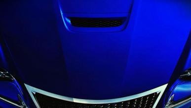 El Lexus RC F 2014, filtrado