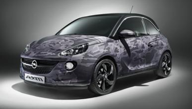 El calendario y personalización Opel 'Adam by Bryan Adams'