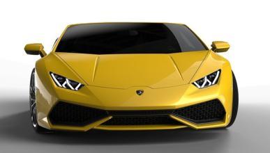 Así podría ser el Lamborghini Huracán Roadster
