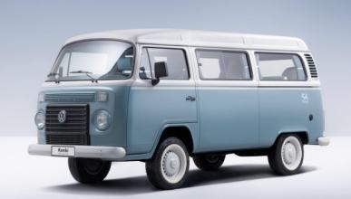 Brasil podría seguir construyendo la Volkswagen Transporter