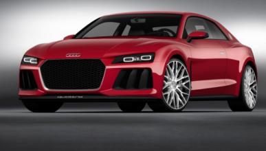 El Audi Sport quattro laserlight, en Las Vegas