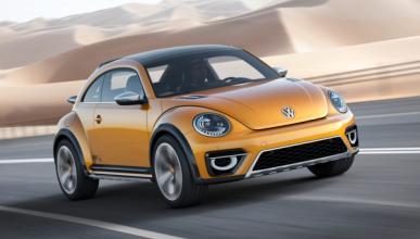 Volkswagen Beetle Dune delantera