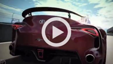 El Toyota FT-1, ya disponible en Gran Turismo 6