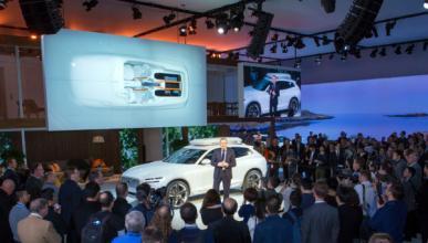 Volvo Concept XC Coupé Detroit