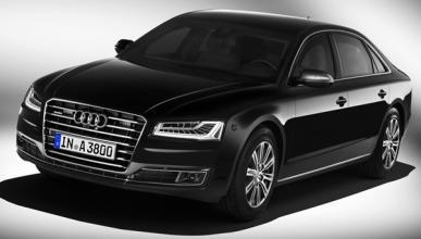 Audi A8 L Security frontal