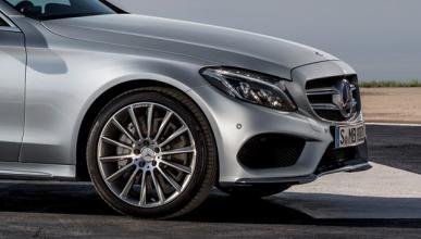 El Mercedes C Coupe 63 AMG podría llegar en 2015