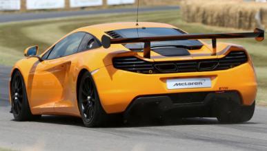 McLaren planea un 12C más potente rival de 458 Speciale