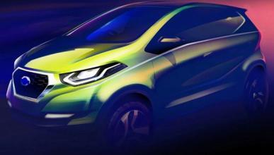 Datsun I2 Concept: debutará en el Delhi Auto Expo