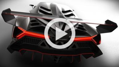 Cómo se entrega un Lamborghini Veneno