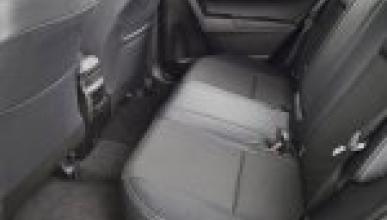Problemas en los asientos de varios modelos Toyota en EEUU