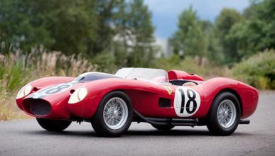 Un Ferrari de 1957, el más caro vendido en Reino Unido