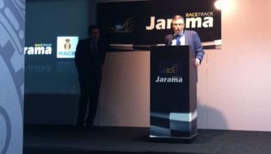 Entrega de Premios Race en el Circuito del Jarama