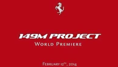 149M Project: ¿Ferrari California 2014?