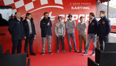 Cepsa presenta a sus pilotos para la temporada 2014