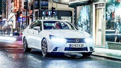 Lexus GS 450h 2014: híbrido de altas prestaciones