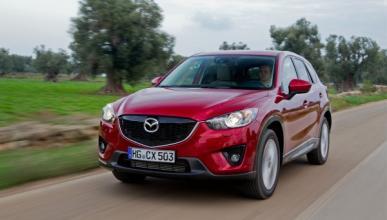 EEUU investiga problemas en los frenos de 62.000 Mazda CX-9