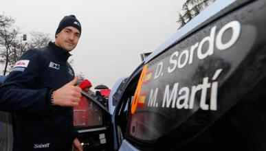 Dani Sordo correrá el próximo Rally de Portugal con Hyundai