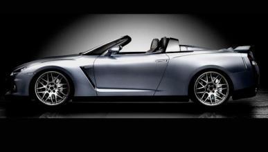 Newport Convertible crea el Nissan GT-R Cabrio