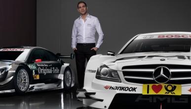 Petrov correrá el DTM 2014 con Mercedes