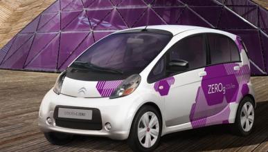 C-Zero: el primer urbano eléctrico de Citroën