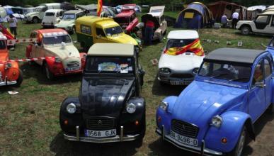 Citroën Dos Caballos: ¡se reúnen 7.000!