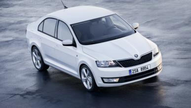 Skoda Rapid: la nueva berlina 'checa'