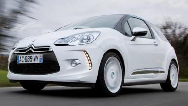 Citroën DS3 Convertible: directo al Salón de París 2012