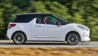 Citroën DS3 THP lateral