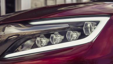Citroën Wild Rubis Concept, el futuro SUV premium