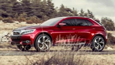 Citroën fabricará un nuevo SUV en China, ¿será el DS7?