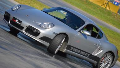 Aprende a hacer drift con SpeedEvents y AUTO BILD