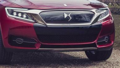 El Citroën DS X7 llegará en 2015 a China
