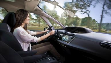 Podrás controlar tu casa desde el Citroën C4 Picasso