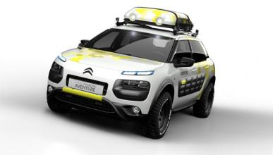 Citroën C4 Cactus Aventure frontal