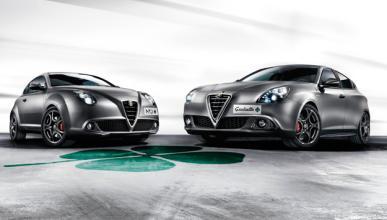 Alfa Romeo MiTo y Giulietta Quadrifoglio Verde, a Ginebra