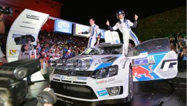 Rally de México 2014: Ogier gana la primera etapa