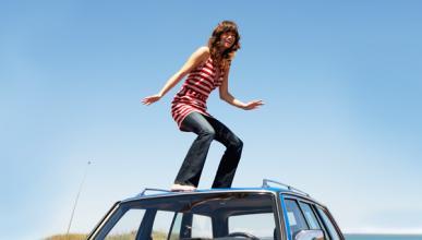 A juicio por conducir con su cuñada encima del coche