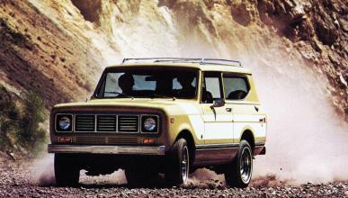 Así era un crash test en 1978