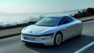 VW XL1, estrella en la CeBIT 2014