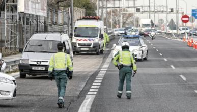 La Policía podrá multar sin parar al infractor